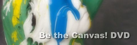Be the Canvas! DVD Vol.1